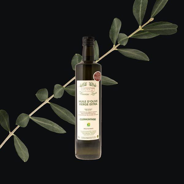 Olives en vente en ligne Huile d'olive Béziers du domaine Lupia variété clermontaise