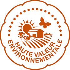 logo HVE Domaine Lupia Sérignan